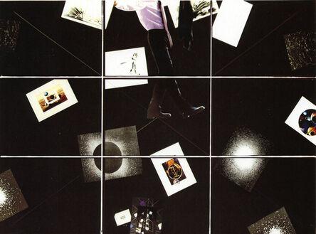 Giulio Paolini, 'CarteNoire', 1999