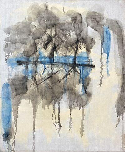 Norman Bluhm, 'Blue Center', 1953