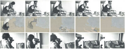 NİL YALTER, 'Turkish immigrants #7. Meatball.', 1976-1977