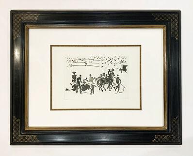 Pablo Picasso, 'El Arrastre (Dragging of the Slain Bull)', 1959