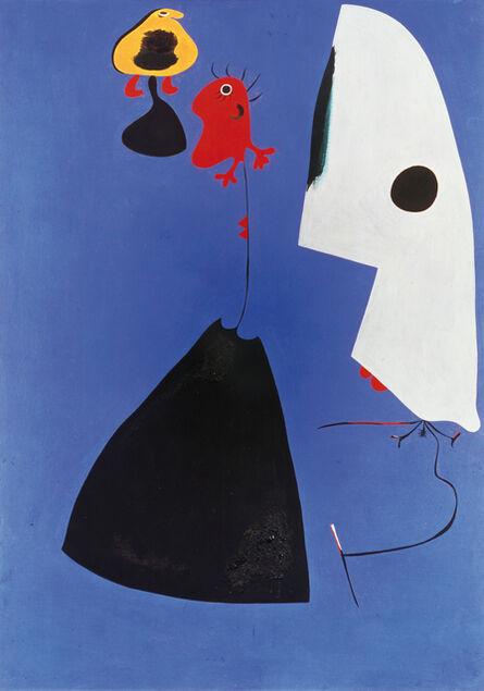 Joan Miró, 'TROIS FEMMES', 1935