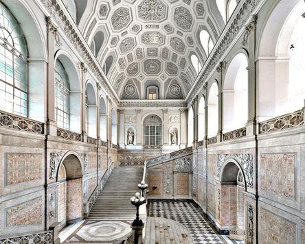 Massimo Listri, 'Palazzo Reale di Napoli', 2013