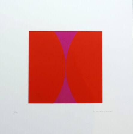 Vera Molnar, 'Fond ou Forme 2B ', 1970-2010