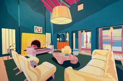 Michael Callas, 'Living Room', 2021