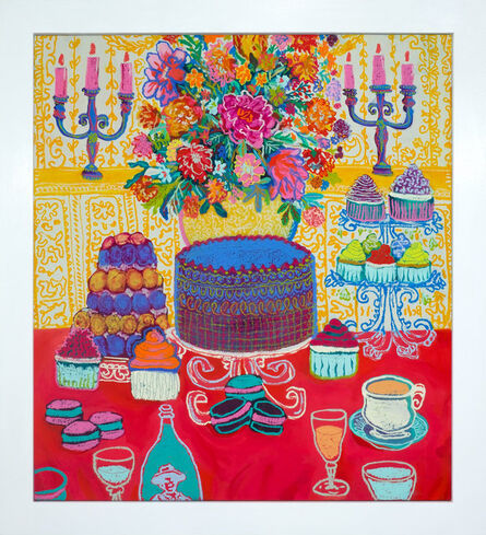 John Holcomb, 'Let There Be Cake', 2018