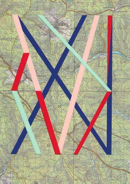 Oscar Abraham Pabon, 'Rational geography', 2018