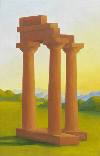 Salvo, 'Capriccio', 1978