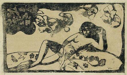 Paul Gauguin, 'Te Arhi Vahine'