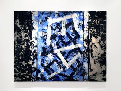 Jorge Enrique, 'Wall Vessel 6 (Structure to Build a Void)', 2016
