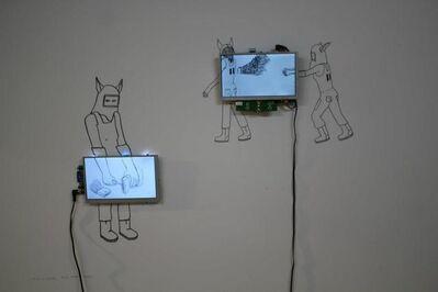Laramascoto, 'Lady Cyborg: the maker angel', 2013