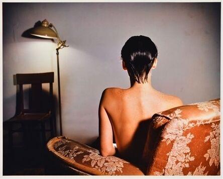 Jo Ann Callis, 'Woman with Wet Hair', 1977