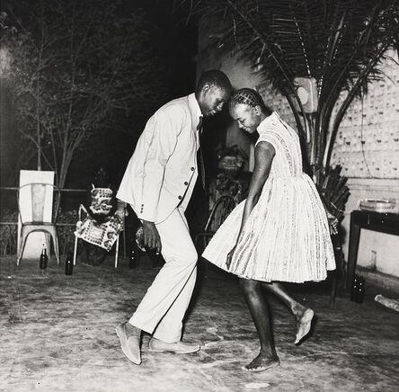 Malick Sidibé, 'Nuit de Noël (Happy-Club)', 1963