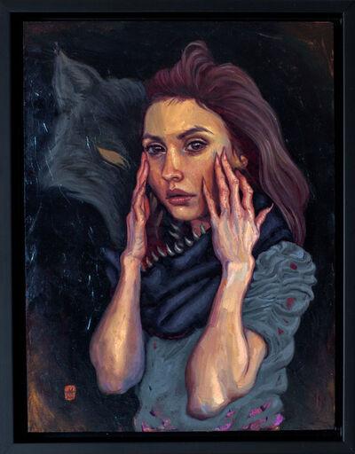 Mandy Tsung, 'Blood Moon', 2017
