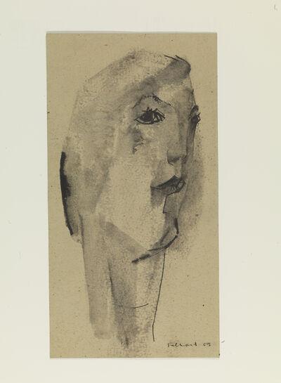George Fullard, 'Head', 1955