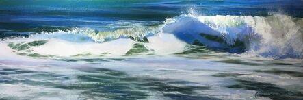 Jeanne Rosier Smith, 'Ocean Blue'