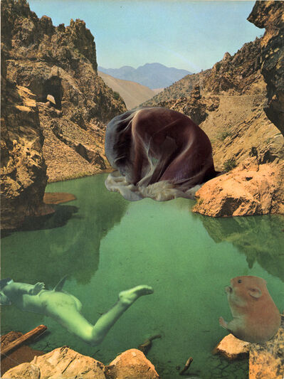 Marnie Weber, 'Green Pond', 1997