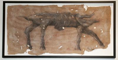 Amahiguéré Dolo, 'Préhistoire 1', 2013