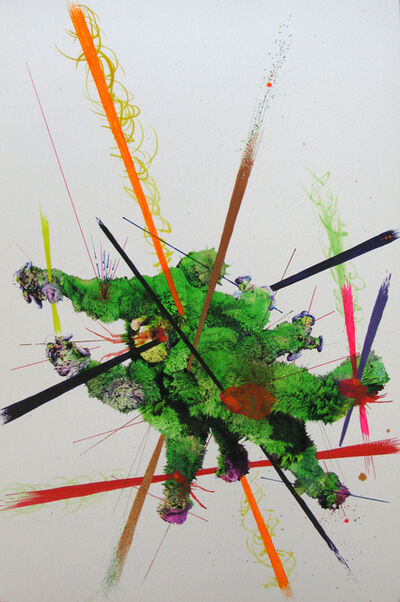 Jose Carlos Casado, 'Sacrifice.v09a', 2013
