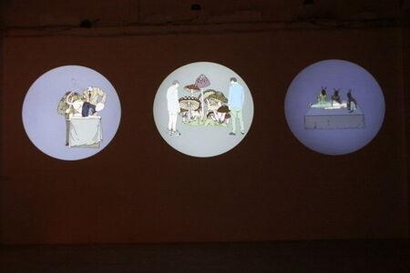 Tang Maohong, 'Orchid Finger', 2004