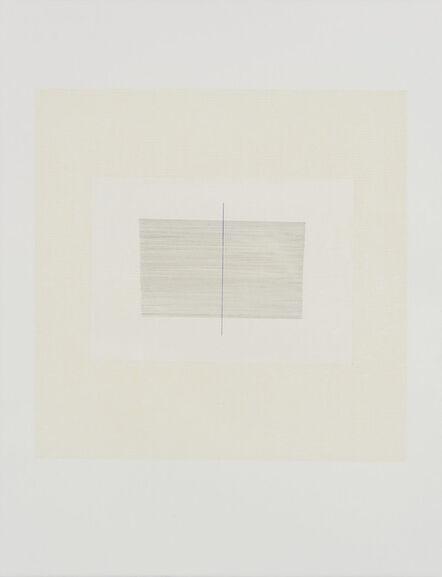Haleh Redjaian, 'White noise', 2019