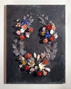 Keith Edmier, 'Flower Garland with Immaculate Conception', 2017