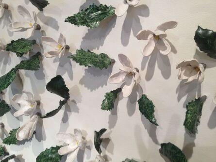 Bradley Sabin, 'Floral Wall Installation: Oak Leaf and Flower Wall ', 2015
