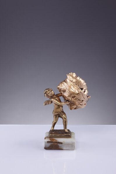 Wayne Warren, 'Trophy (gold #1)', 2014