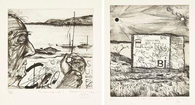 Jock McFadyen, 'Cramond 1 and 3', 1992