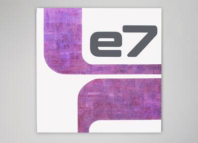 William Waggoner, 'echo seven', 2021