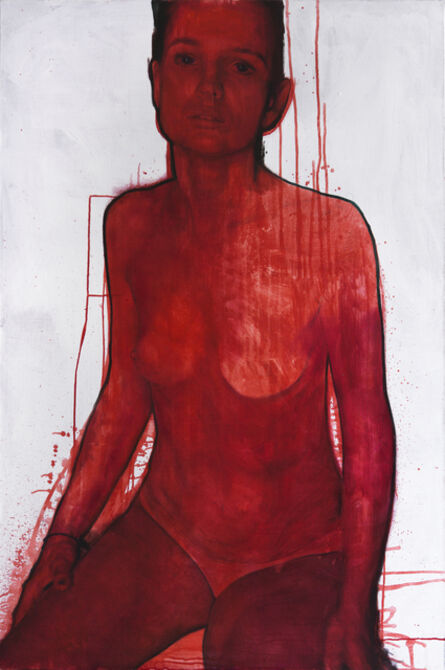 Viktoria Savenkova, 'RED', 2020