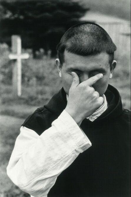 Ikkō Narahara, 'Garden of Silence', 1958
