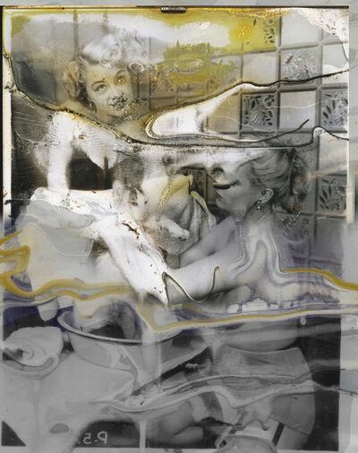 Nikko Sedgwick, 'Washing the Cat', 2012