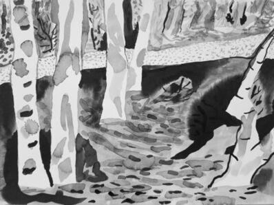 Carl Baratta, 'Bronson Picnic Area', 2020