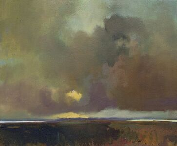 Thomas Sgouros Estate, 'Remembered Landscape 9 • VI • 10', 2010