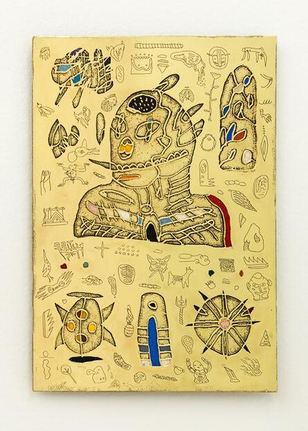 Matías Armendaris, 'Scroll mirror II', 2017