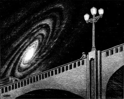 David Trulli, 'Galaxy Bridge', 2015
