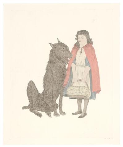 Kiki Smith, 'Friend', 2008