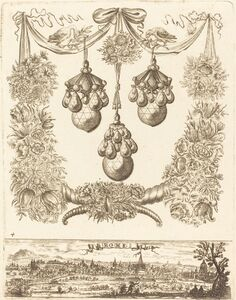 François Le Febvre, 'Rome', probably 1665