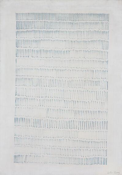 Arturo Vermi, 'Diario azzurro'