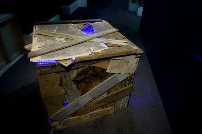 王詠翔 Wang Young, '在一個箱子裡 In The Box'