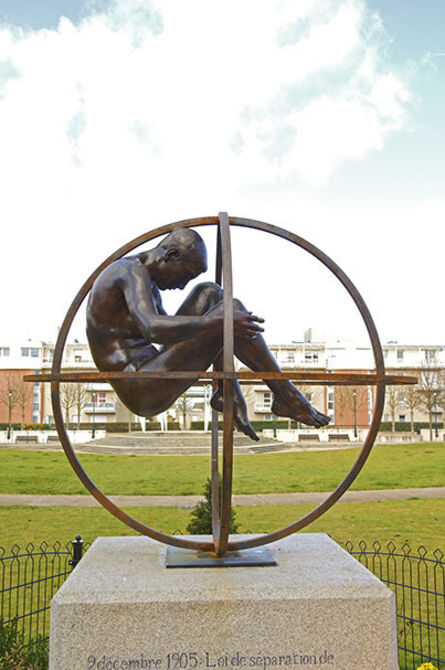 Mauro Corda, 'EMBRYON MONUMENT ', 2007