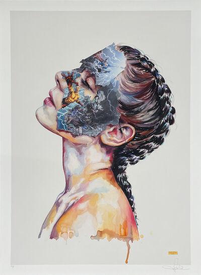 Sandra Chevrier, 'La Cage un ciel phosphorescent', 2021