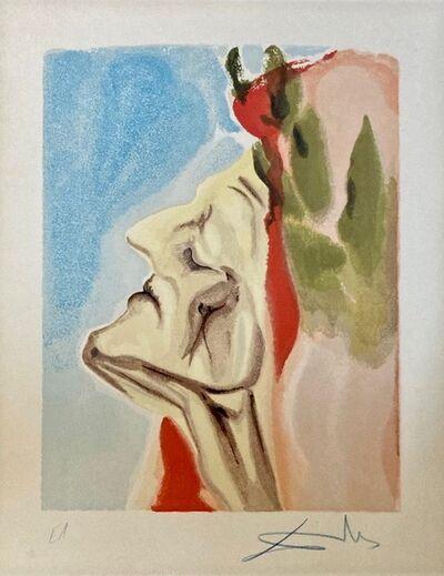 "Salvador Dalí, '""Inferno 11"", Artist Proof, The Divine Comedy', 1960"