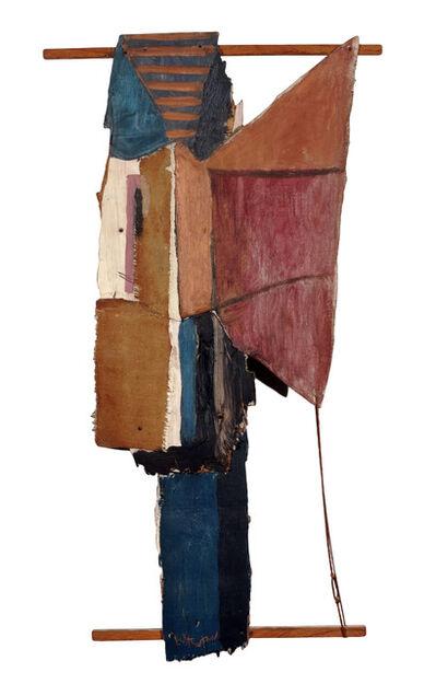 Roy Lichtenstein, 'Assemblage', ca. 1955