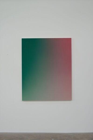 Oliver Marsden, 'Fade XXIX Viridian Green Rose', 2014