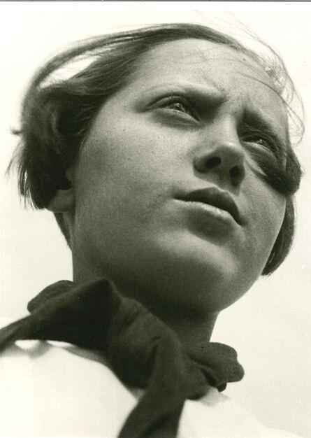 Alexander Rodchenko, 'Pioneer Girl, 1930', Printed later