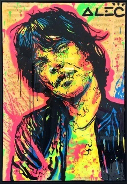 Alec Monopoly, 'Mick Jagger', 2015