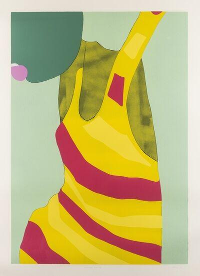 Gary Hume, 'London Fields', 2013
