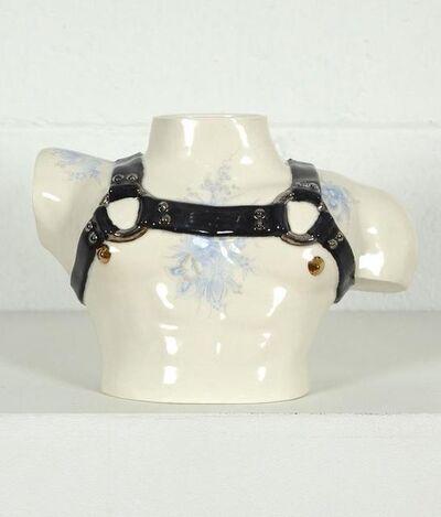 Pansy Ass Ceramics, 'Harness Vase', 2020