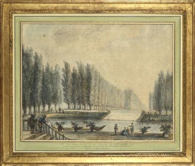 Jean Claude Richard de Saint-Non (author), 'Vue de la cascade de Romilly'